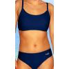 Dámské sportovní plavky dvoudílné P277 tmavě modrá