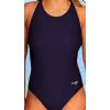 Dámské sportovní plavky jednodílné P620 tmavě modrá