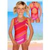 Dívčí sportovní plavky jednodílné PD31v69