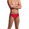 Pánské plavky slipové P26 červená