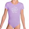 Gymnastický dres B37kk_f4 světle fialová