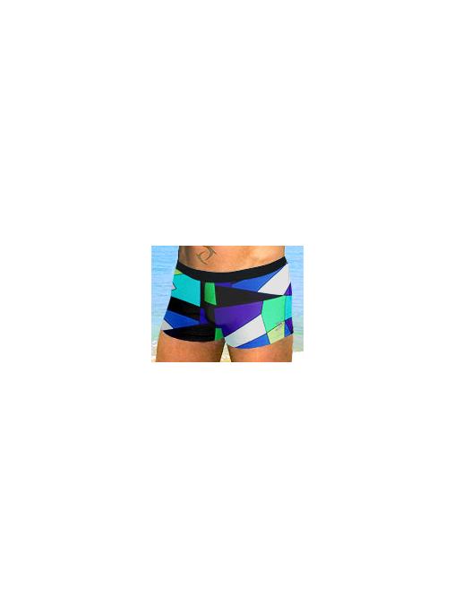 Pánské plavky s nohavičkou P237v452