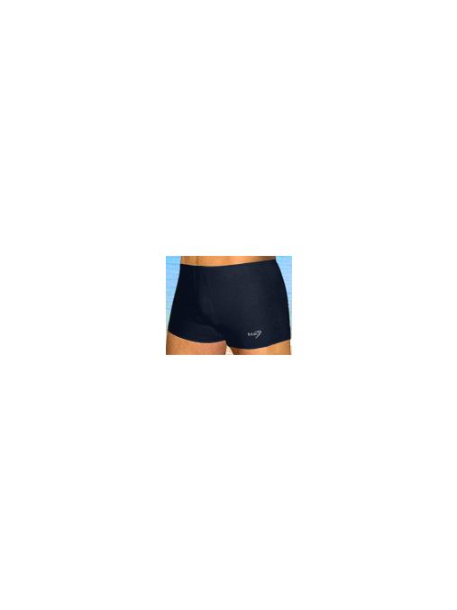 Pánské plavky s nohavičkou P28 tmavě modrá