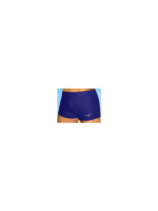 Pánské plavky s nohavičkou P28 královská modř