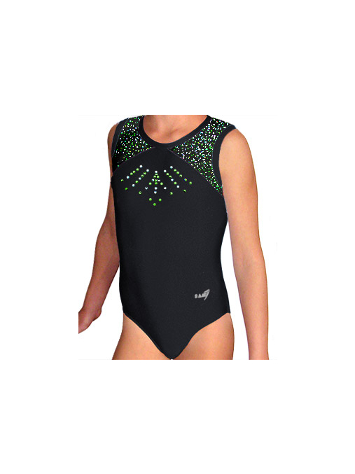 Gymnastický dres závodní D37r-5xx_207