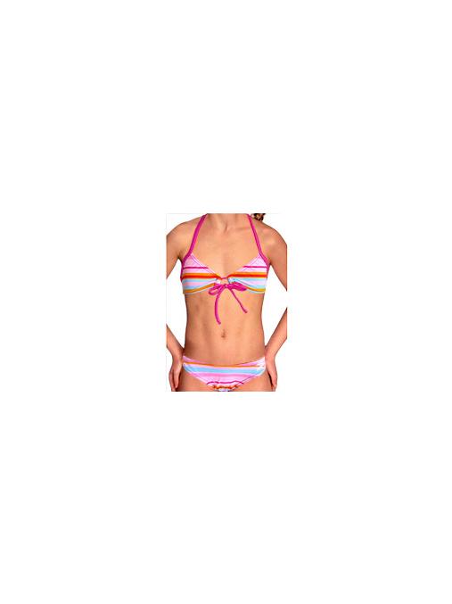 Dívčí plavky dvoudílné PD211vvx120_v440+39