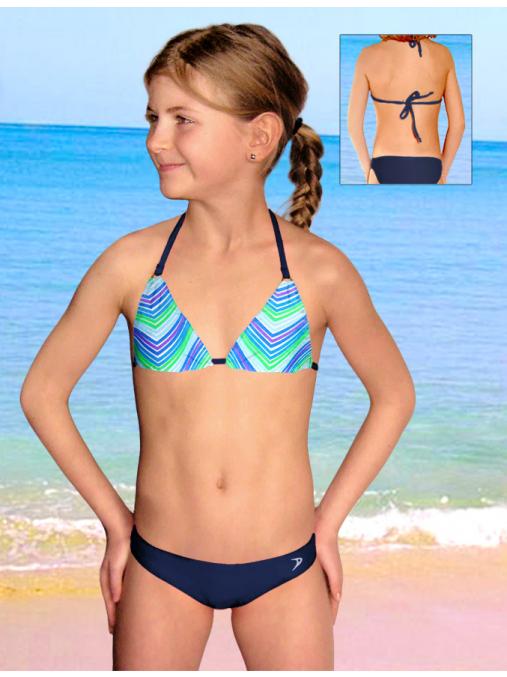 Dívčí plavky dvoudílné PD218v_07-v200x