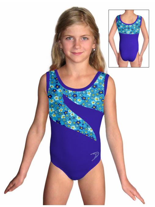 Gymnastický dres závodní D37r-dvxx_237