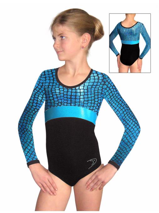 Gymnastický dres závodní D37d-12xx130_663