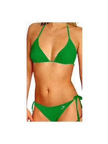 Dámské plavky dvoudílné P14x zelená