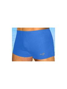 Pánské plavky s nohavičkou P28 modrá