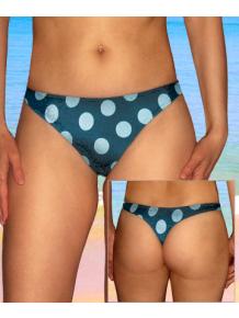 Plavkové  kalhotky tanga P262kalhfx