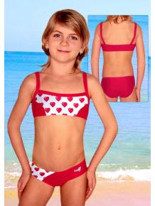 Dívčí plavky dvoudílné PD505v482