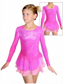 Krasobruslařské šaty - trikot K729v458