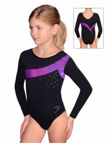 Gymnastický dres závodní D37d-7v112