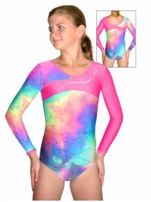 Gymnastický dres závodní D37d-33v461