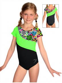 Gymnastický dres závodní D37kk-dv v447