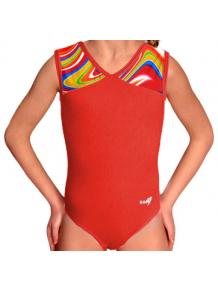 Gymnastický dres závodní D37r-48xx_335