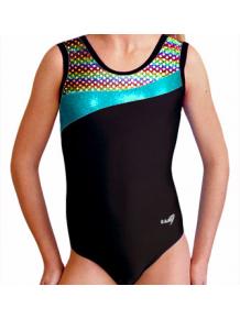 Gymnastický dres závodní D37r-3xx_153