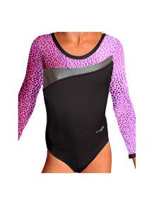 Gymnastický dres závodní D37d-3xS