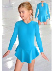 Krasobruslařské šaty - trikot K739fx