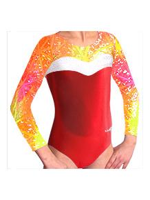 Gymnastický dres závodní D37d-24_3x150