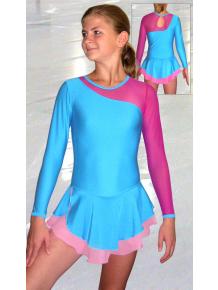 Krasobruslařské šaty - trikot K724fx