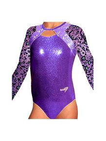 Gymnastický dres závodní D37d-6_3xS