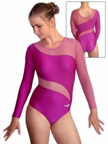 Gymnastický dres závodní D37d-42fx