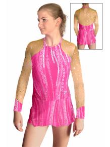 Dres na moderní gymnastiku - trikot M906x130