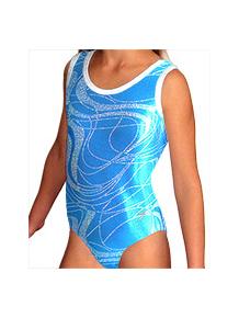 Gymnastický dres závodní D37rv_3x160_v470