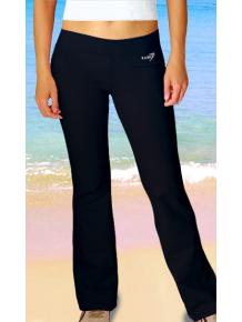 Sportovní kalhoty zvonové bokové B36z-bxXL