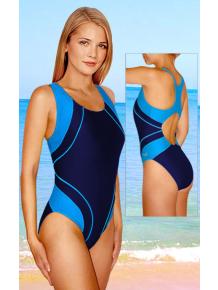 Dámské sportovní plavky jednodílné P8xM
