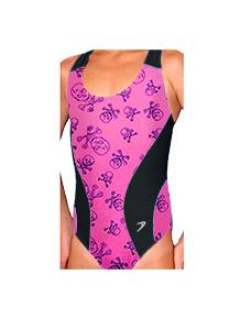Dívčí sportovní plavky jednodílné PD513vvx110_v336