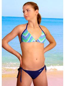 Dívčí plavky dvoudílné PD14v_07+v199x