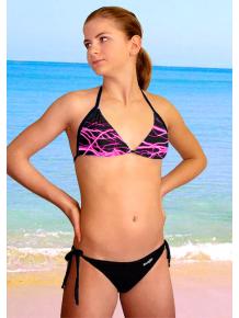 Dívčí plavky dvoudílné PD14v_08+v343x
