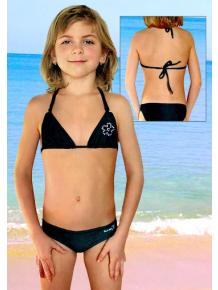 Dívčí plavky dvoudílné PD218k_10x2
