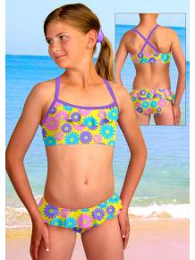Dívčí plavky dvoudílné PD530vx150_v439+48