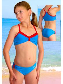 Dívčí plavky dvoudílné PD531fx