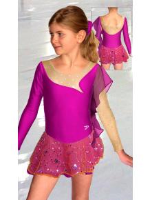 Krasobruslařské šaty - trikot K710x2