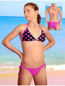 Dívčí plavky dvoudílné PD14v_42-v274x