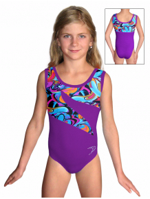 Gymnastický dres závodní D37r-dvxx_239