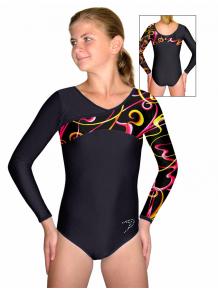 Gymnastický dres závodní D37d-33xx_596
