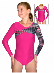Gymnastický dres závodní D37d-33xx_593