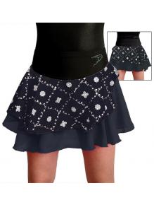 Taneční sukně K806b černá