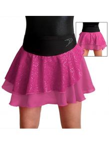 Taneční sukně K806b růžová