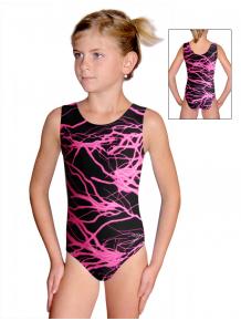 Gymnastický dres závodní D37rv337