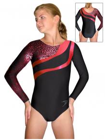 Gymnastický dres závodní D37d-31xx_546