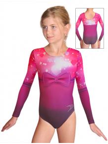 Gymnastický dres závodní D37d_t306