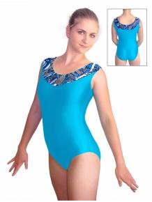 Gymnastický dres D37r-44xx130_628